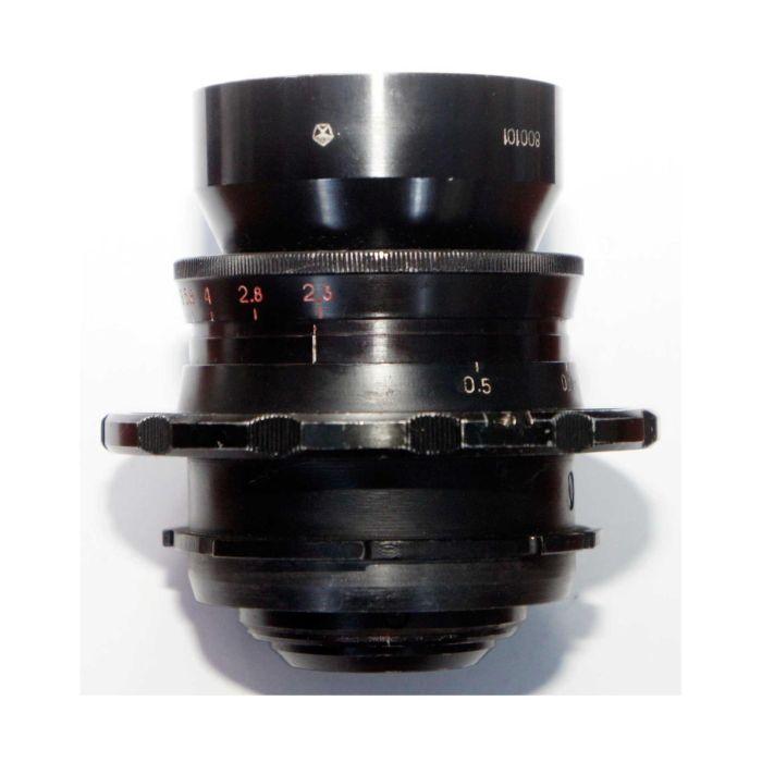 LOMO 2/22mm lens OKS3-22-1 for Konvas, Kinor (OCT-19 mount), #800101