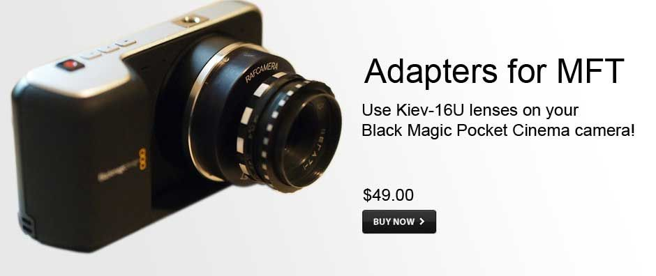 Kiev-16U to MFT adapter
